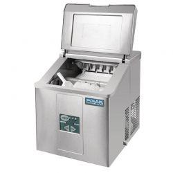 Machine à glaçons de comptoir 15kg Polar