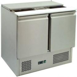 Saladette réfrigérée S900RW 2 ou 3 x GN 1/1 + 3 x GN1/6