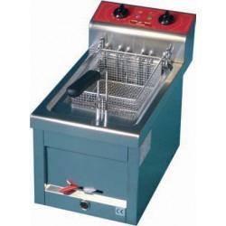 Friteuse de comptoir simple ou double avec bacs fixe 9Litres MONO ou TRI