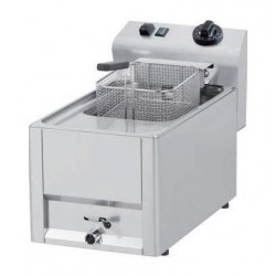 Friteuse électrique simple ou double 9 Litres