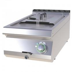 Friteuse électrique 13 litres simple ou double