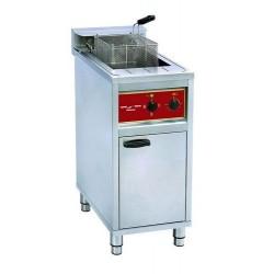 Friteuse sur coffre à gaz - 16 litres - 14 kW