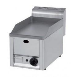 """Plaque à snacker - lisse ou rainurée - option """"chrome"""" - surface 300x600"""