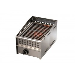 """Grill charocoal """"GS3P"""" - 390mm surface de cuisson"""