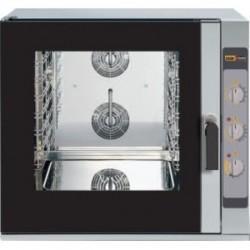 Four électrique à convection pâtissier - 6 niveaux 600x400 GN1/1 - Manuel ou digital