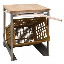 Table d'enfournement - 700x740x880