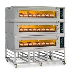 Four à sole modulaire - 4x400/600 - 3x400/800 - 2x/600/800