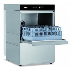 Lave verres - paniers 400x400mm - Supresseur de rinçage - MBM