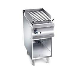 Grill charcoal gaz sur baie pour viande - surface 325x500mm - MBM