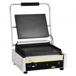 Machine à panini Bistro rainuré grande taille Buffalo