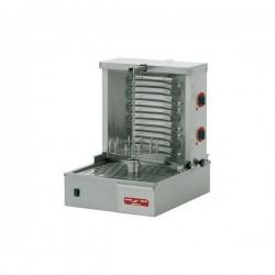 Machine à doners kebab Grill Gyros électrique 30/40 kg