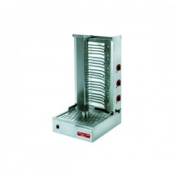 Machine à doners kebab Grill Gyros électrique 50/60 kg