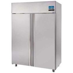 Armoire réfrigérée positive ou négative - 1200 Litres