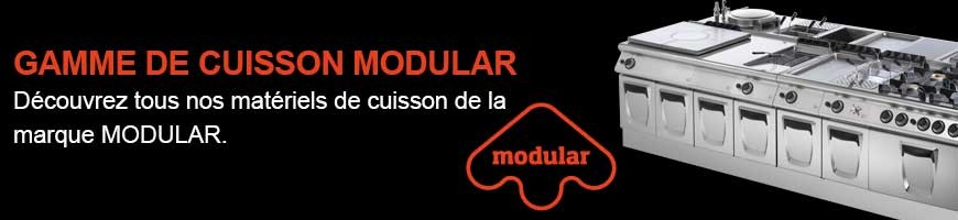 Gamme Modular