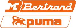 Logo de la société Bertrand-Puma