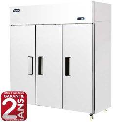 Armoire réfrigérée positive 3 portes 1400 L inox