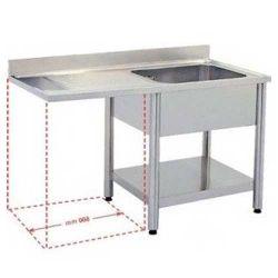 Plonge spéciale pour Lave-vaisselle encastrable (PLV) gamme 700