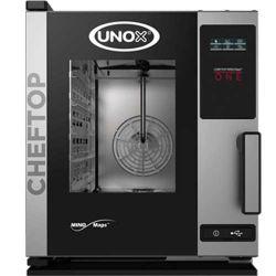 Four mixte Cheftop Mind.Maps 5 niveaux GN2/3 Compact One UNOX électrique