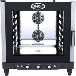Four mixte ChefLux 5 niveaux GN1/1 Manual UNOX électrique
