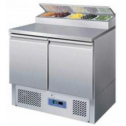 """Table réfrigérée """"Sandwich System"""" 2 ou 3 portes"""