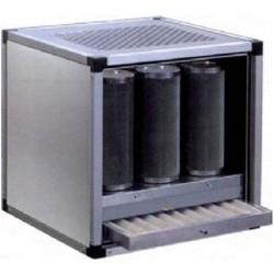 Groupe filtrant à charbon actif 5 cylindres
