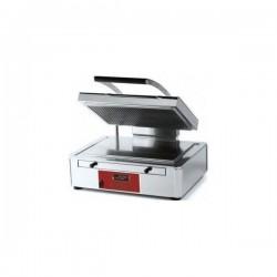 """Grill panini plaque rainurée ou lisse 3kW - """"DUPLEX"""""""