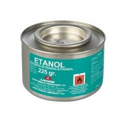Gel de chauffe Éthanol Boite 225 g