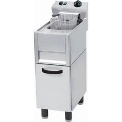 Friteuse électrique simple ou double 9 litres ou 2 x 9 L Electrobroche
