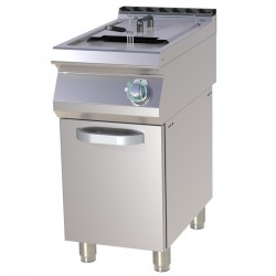 Friteuse électrique 17 litres simple ou double MONOBLOC