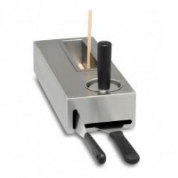 Kit crêpières 2 spatules 2T tampon graisseur