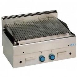 Grill charcoal à gaz LARGE pour poisson MBM