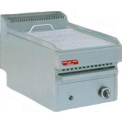 Grill vapeur à gaz simple - 9kW - V10