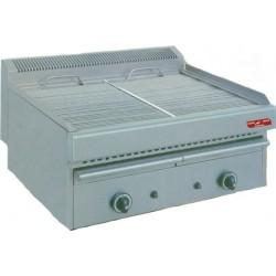Grill vapeur à gaz double - 18kW - V20