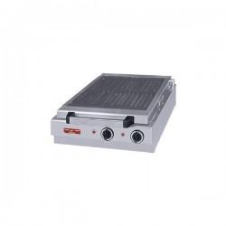 Grill vapeur - surface de cuisson 410x340mm