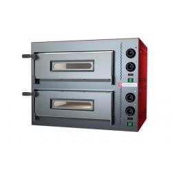 Four électrique PizzaGroup COMPACT M35/8 DOUBLE CHAMBRE