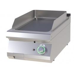 Plaque cuisson TOP - Lisse, rainurée avec option chrome