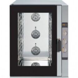 Four électrique à convection pâtissier BAKER CHEF 10 - 10 niveaux 600x400 GN1/1 - Manuel ou digital