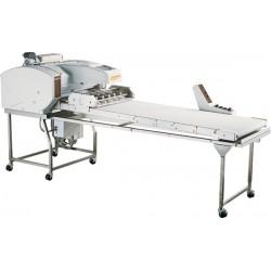 Façonneuse horizontale - SUPRA - 1800 baguettes 250g/h - avec tapis
