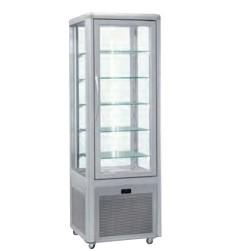 Vitrine 4 faces vitrées négative -15°C-25°C / 700 L ou 760 L