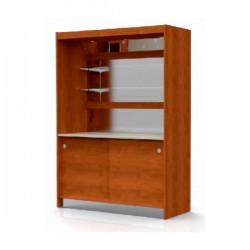 Meuble de revente PANECO - Finition bois - Lg 760 à 1480mm