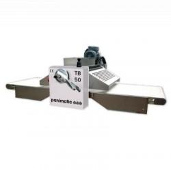 Laminoir à bandes à vitesses différentielles - Largueur des cylindres : 500 mm