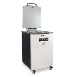 Diviseuse hydraulique - capacité 100-950g/division - cuve ronde