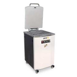 Diviseuse hydraulique - capacité 100-950g/division - cuve carrée