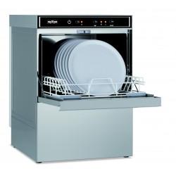 Lave vaisselle panier 500x500mm - Triphasé + Adoucisseur - MBM