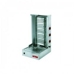Machine à doners kebab Grill Gyros électrique 70/80 kg